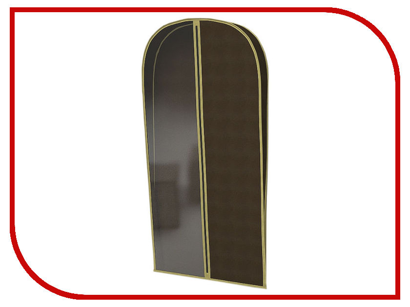 Аксессуар Чехол для одежды Cofret 60x130x10cm Объемный 1518 щетки для одежды дерево счастья щетка для одежды