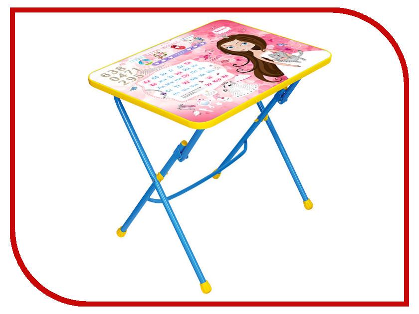 Набор детской мебели Nika Принцесса СУ1 игра nika познайка маленькая принцесса кп2 17