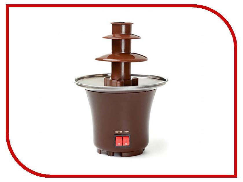 Шоколадный фонтан Keya Chocolate Fondue Fountain Mini 220v electric 4 layer commercial chocolate fountain machine home mini chocolate fountain machine chocolate fountain maker