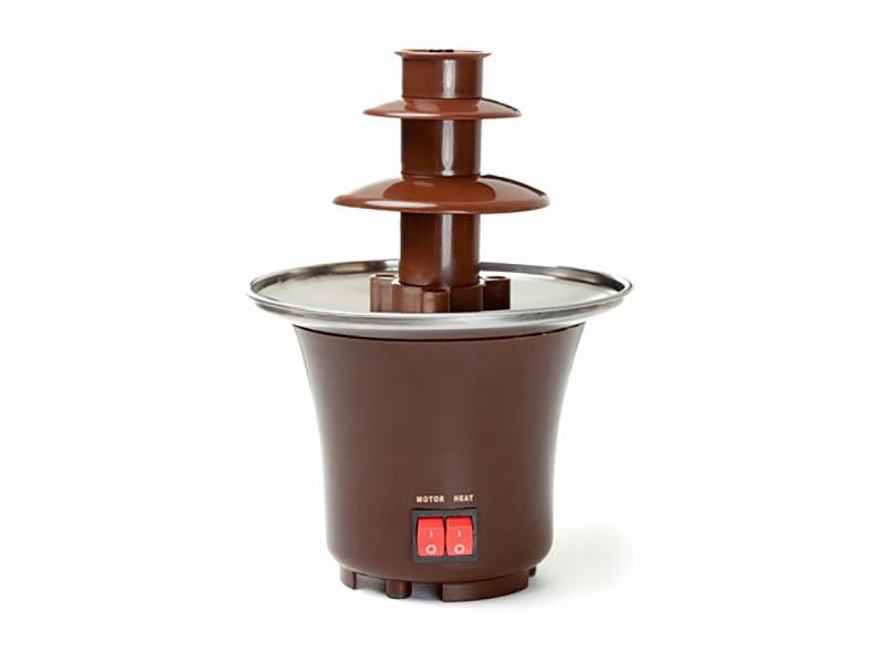 Шоколадный фонтан Keya Chocolate Fondue Fountain Mini цены