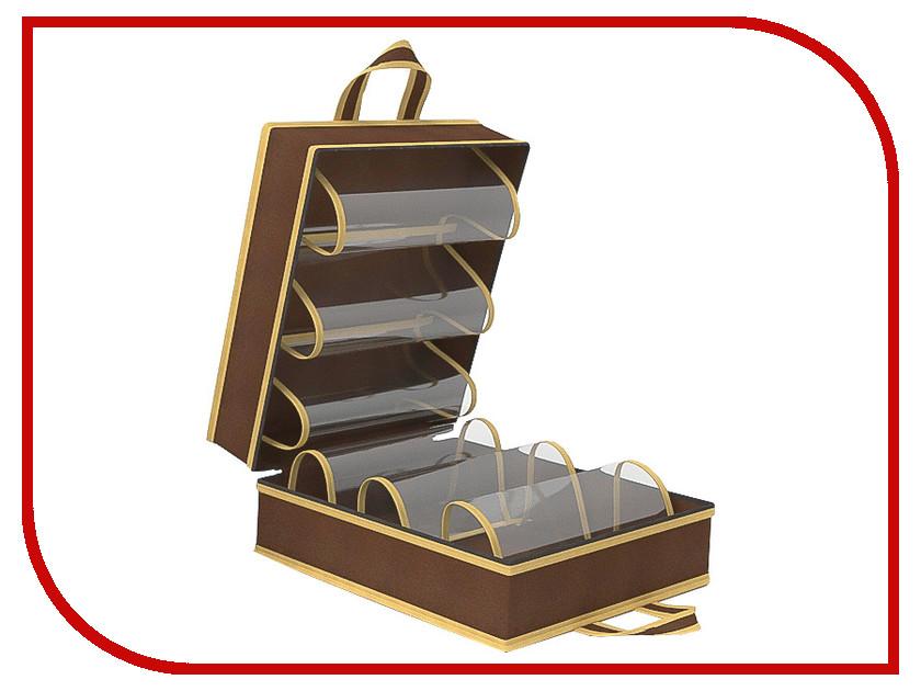 Аксессуар Чемоданчик для обуви Cofret 30x40x20cm на аксессуар для обуви