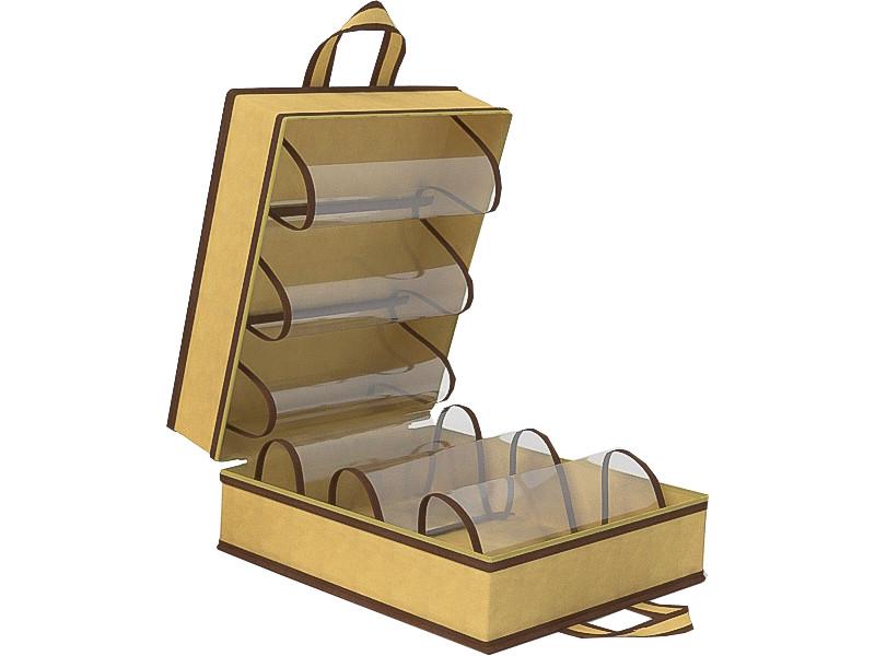 Чемоданчик для обуви Cofret 30x40x20cm на