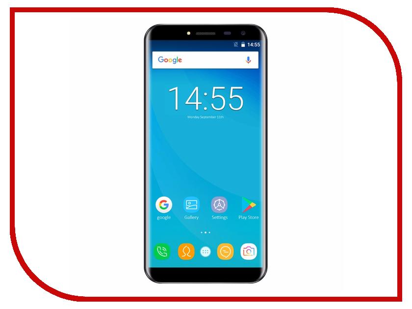 Сотовый телефон Oukitel C8 4G Black сотовый телефон qumo push x7 black