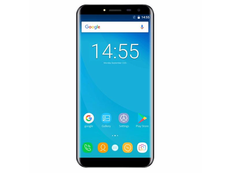 Сотовый телефон Oukitel C8 4G Black