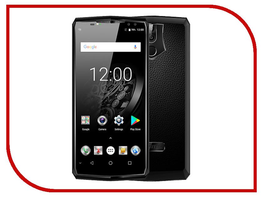 Сотовый телефон Oukitel K10 Black akg k10 2