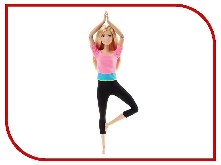 Кукла Mattel Barbie Безграничные движения DHL81 barbie barbie безграничные движения в голубом