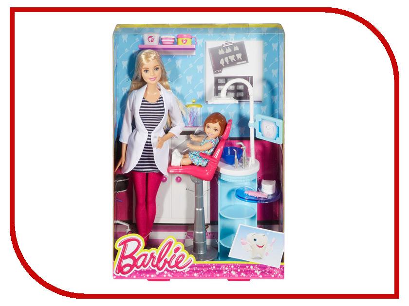 Игровой набор Mattel Barbie Профессии DHB63 сахарница elan gallery душистый горошек с крышкой 16 х 9 5 х 13 5 см