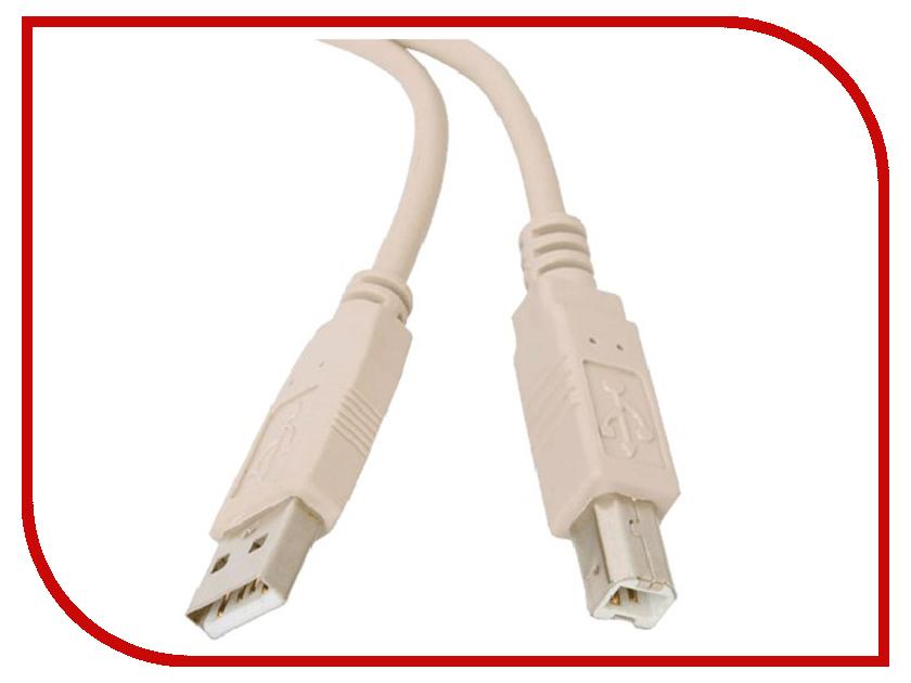 Аксессуар Defender USB04-06 USB AM-BM 1.8m 83763 кабель usb 2 0 am bm 1 8м defender с ферритовыми кольцами позол конт