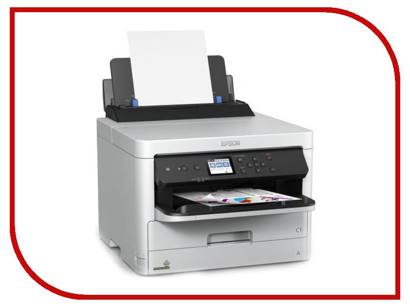 Фото Принтер Epson WorkForce Pro WF-C5290DW original cc03main mainboard main board for epson l455 l550 l551 l555 l558 wf 2520 wf 2530 printer formatter