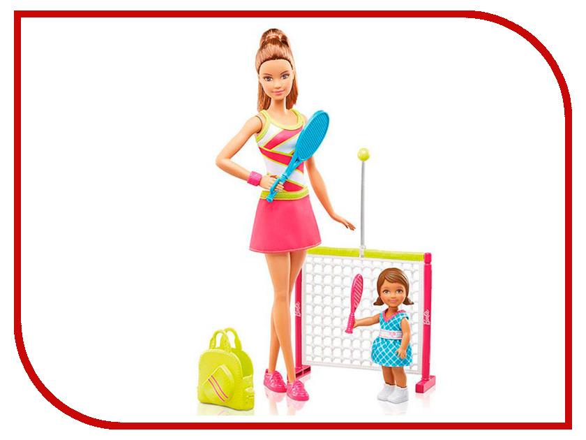 Кукла Mattel Barbie Гимнастка DVG13 mattel mattel кукла золушка принцессы диснея балерина