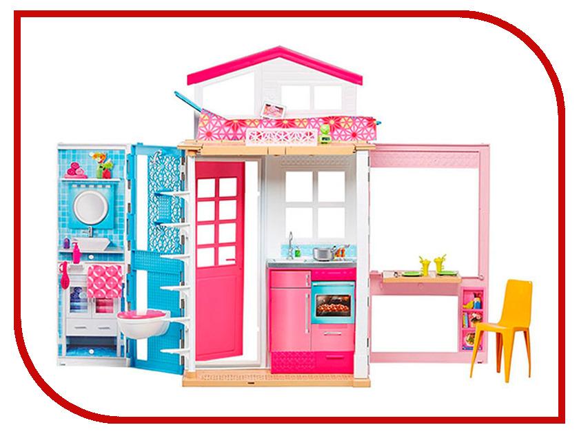 Кукольный домик Mattel Barbie DVV47 домик челси mattel barbie