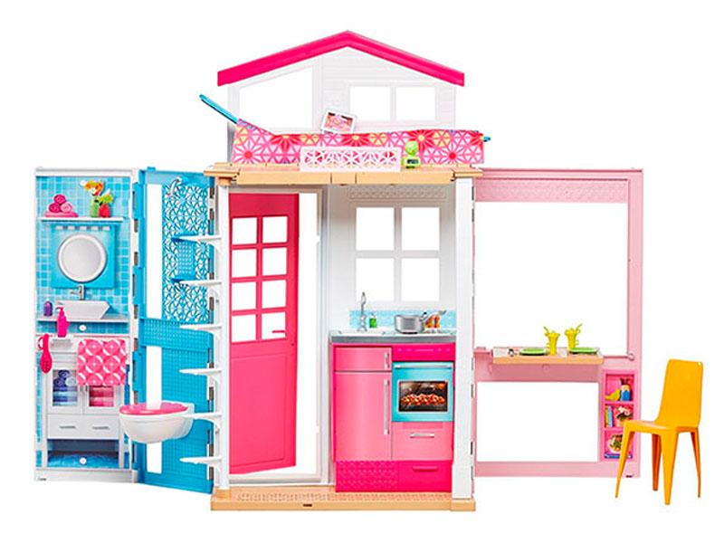 Кукольный домик Mattel Barbie DVV47