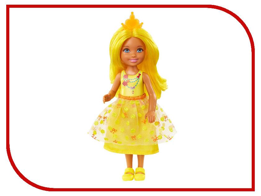 Кукла Mattel Barbie Челси принцесса DVN01 кукла челси в беседке barbie fdb34
