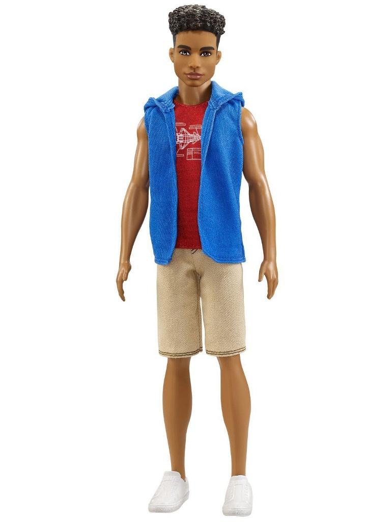 Кукла Mattel Barbie Кен Игра с модой DWK44 цена