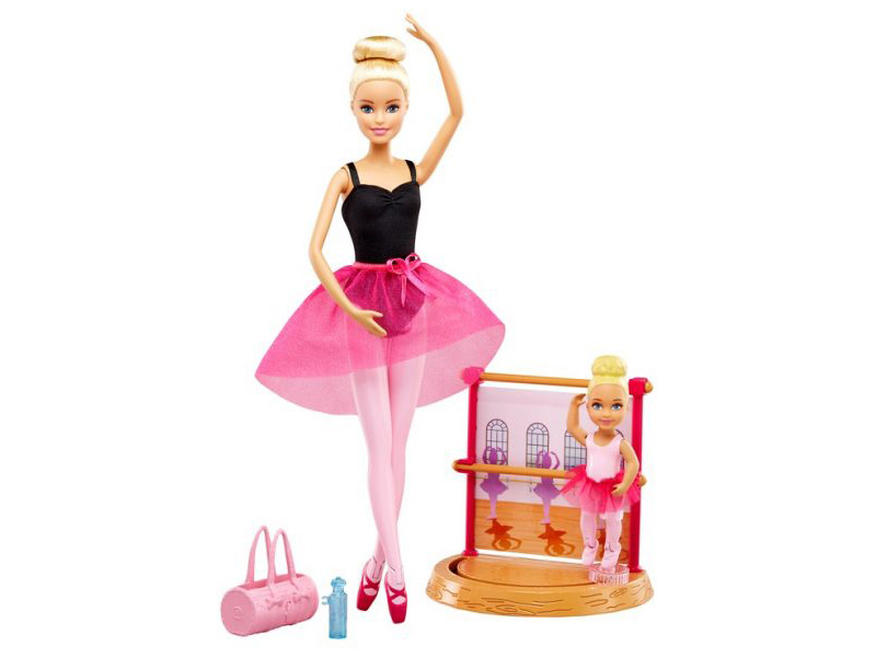 Кукла Barbie Инструктор балета, DXC93