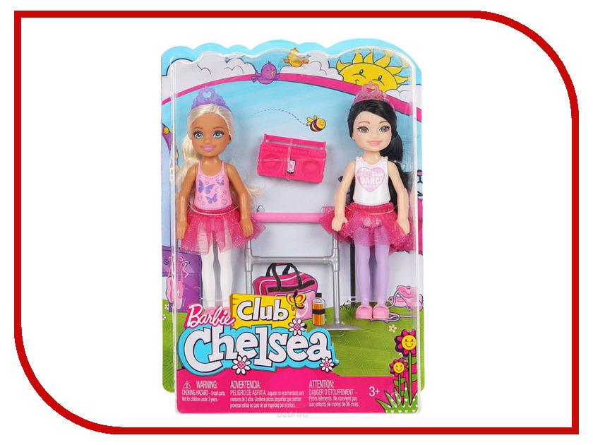 Кукла Mattel Barbie Челси 2шт FHK96 кукла челси в беседке barbie fdb34