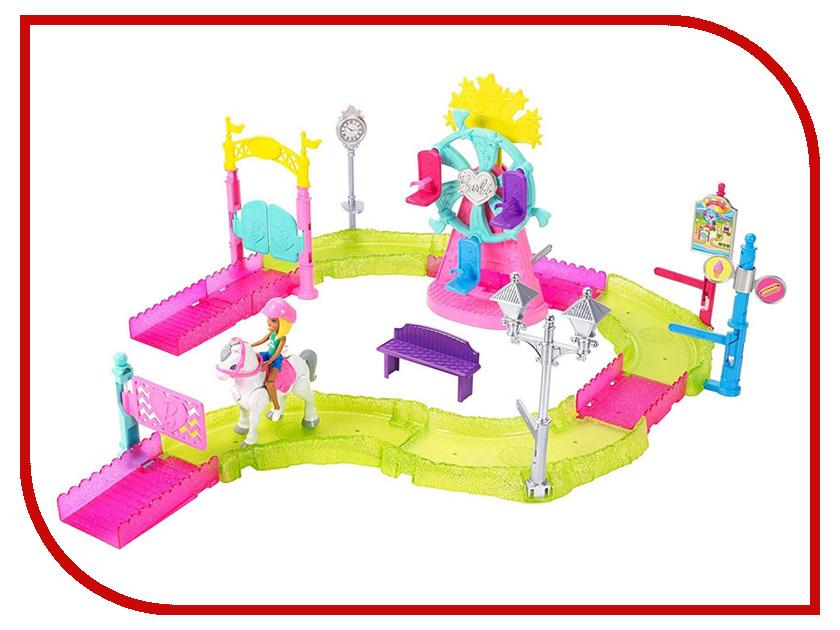 Игра Mattel Barbie В движении Парк аттракционов FHV70