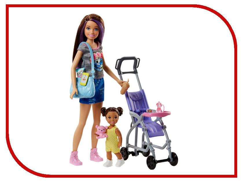 Кукла Mattel Barbie Няня FHY97