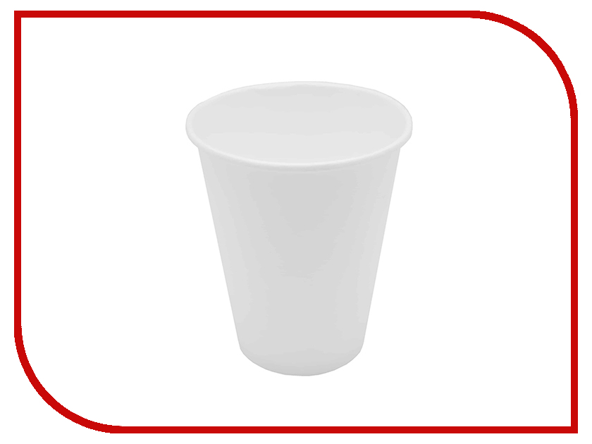 Одноразовые стаканы Ecovilka 250ml 50шт 18591.02