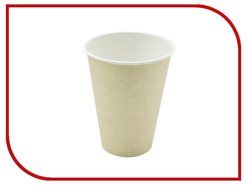Одноразовые стаканы Ecovilka 250ml 50шт БСОК250Д mentholatum 250ml