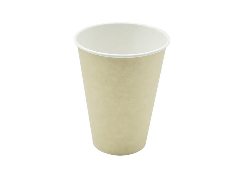 Одноразовые стаканы Ecovilka 250ml 50шт БСОК250Д