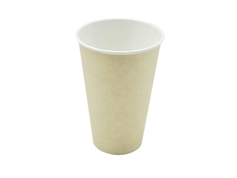 Одноразовые стаканы Ecovilka 350ml 50шт БСОК350Д