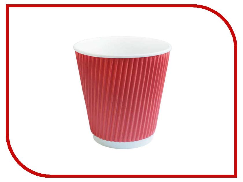 Одноразовые стаканы Ecovilka 250ml 25шт Red Gre00250 lacywear сарафан s 208 gre