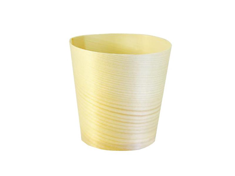 Одноразовые стаканы Ecovilka 130ml 60х60mm 50шт DC6060