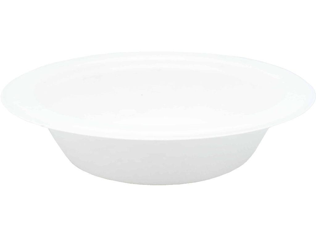 Одноразовые тарелки Ecovilka 125шт TTS012