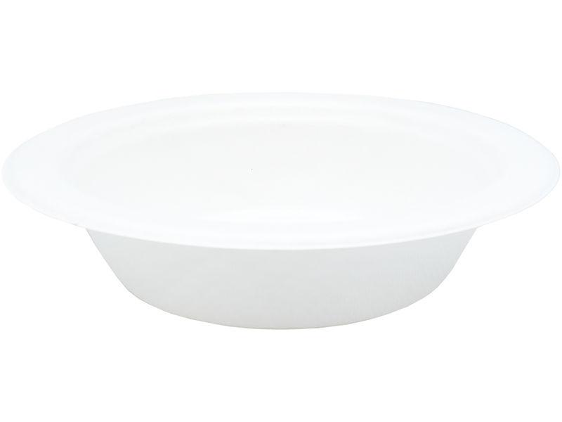 Одноразовые тарелки Ecovilka 125шт TTS016