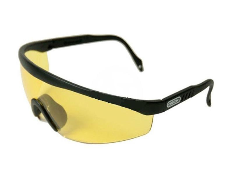 Очки защитные Oregon Yellow Q515069