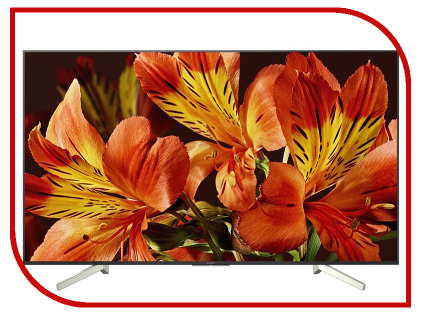 цена на Телевизор Sony KD-55XF8596