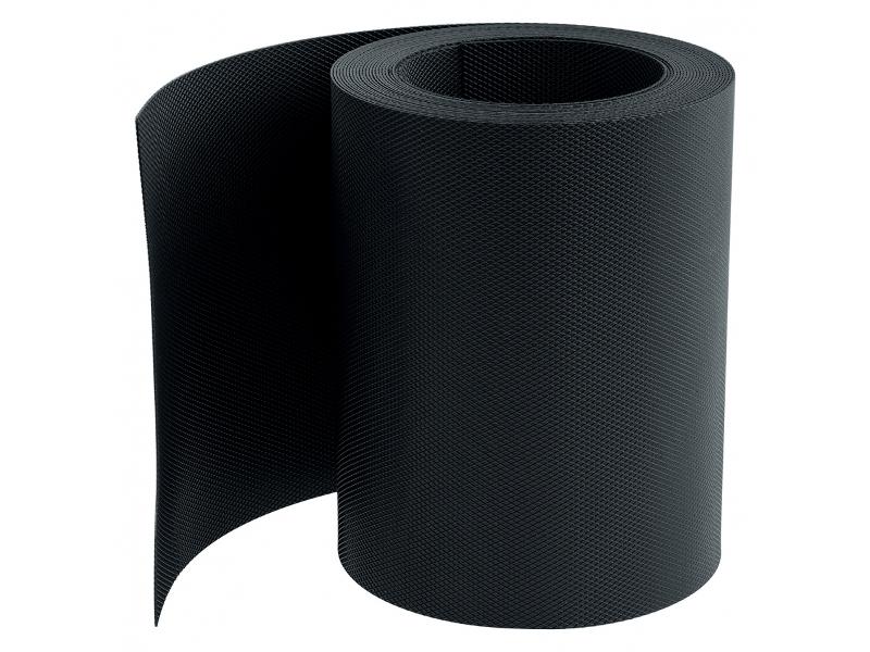Бордюрная лента Palisad 15x900cm Black 64478