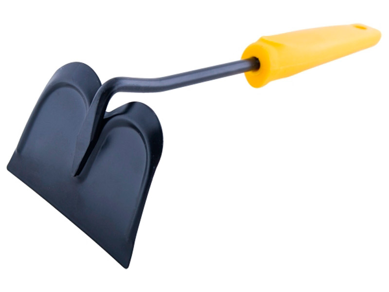 Садовый инструмент Мотыжка ручная Brigadier 81075 мотыжка ручная gardena с двумя зубцами