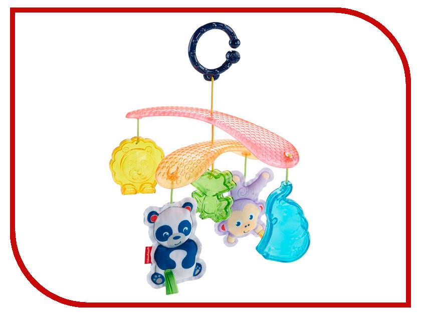 Игрушка Mattel Fisher-Price Веселые животные DYW54 погремушки fisher price mattel прорезыватель животные