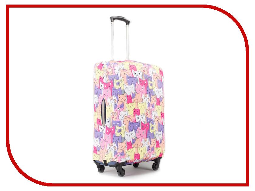 цена на Чехол СИМА-ЛЕНД Котики 20 Pink-Lilac 2826001