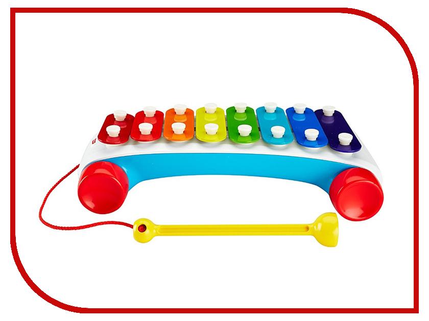 Детский музыкальный инструмент Mattel Fisher-Price Ксилофон CMY09 музыкальные инструменты smoby музыкальный инструмент ксилофон