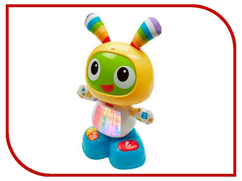 Игрушка Fisher-Price Веселые ритмы. Обучающий робот Бибо (DJX26) mattel танцевальный коврик робота бибо fisher price