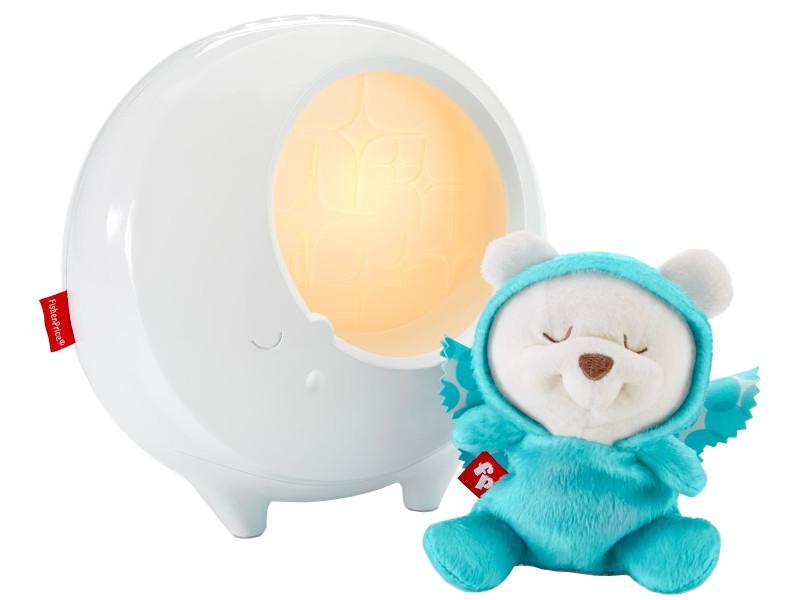 Светильник Mattel Fisher-Price Проектор Мечты о бабочках DYW48