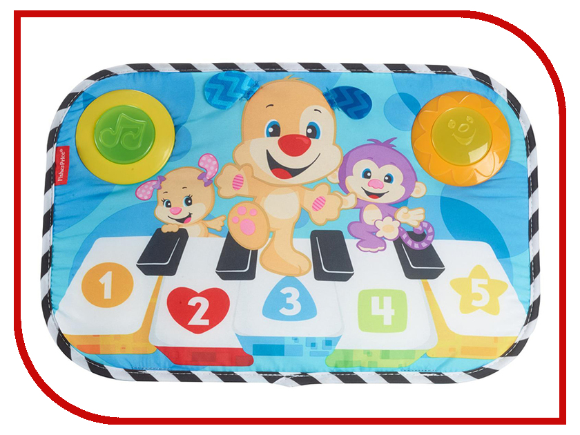 Игрушка Mattel Fisher-Price Пианино FTC60 игрушка fisher price пианино 0746775381790