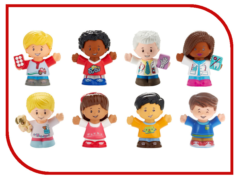 Игра Mattel Little People Фигурки DVP63