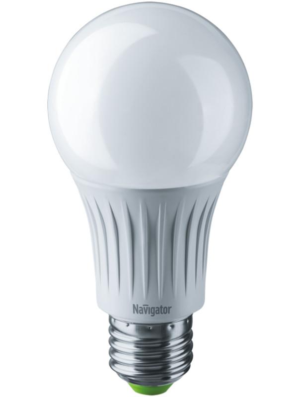 Лампочка Navigator 61 238 NLL-A60-12-230-6.5K-E27