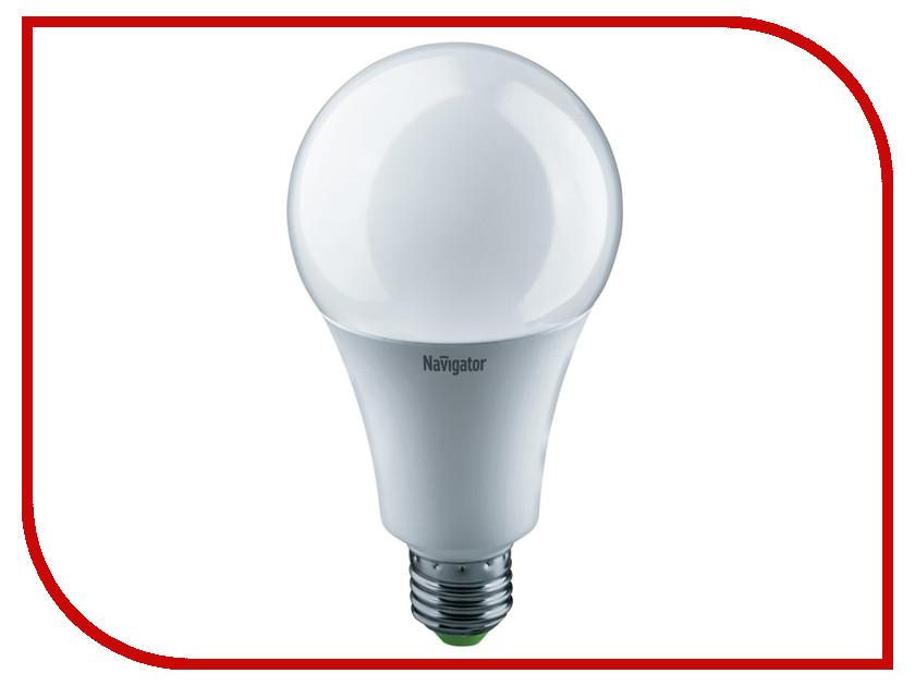 Лампочка Navigator 61 282 NLL-A70-20-230-4K-E27