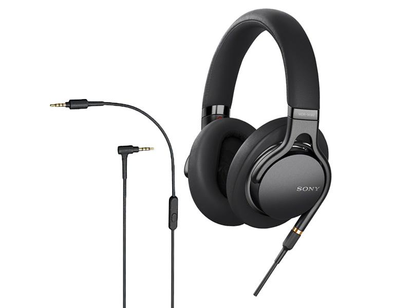 Наушники Sony MDR-1AM2 Black стоимость