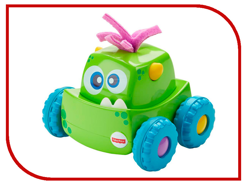 Игрушка Mattel Fisher-Price Монстрик DRG16 fisher cz 21 10