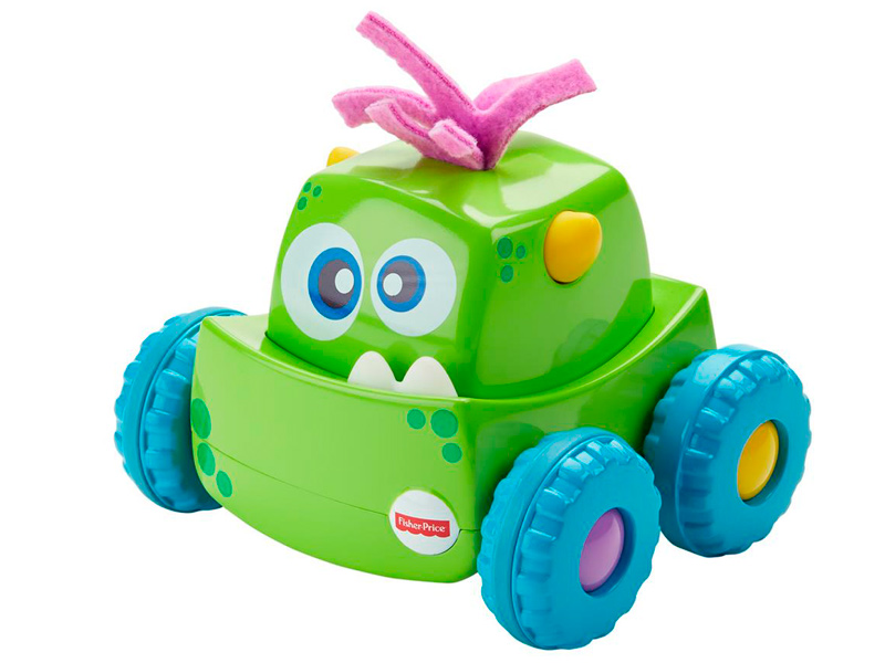 Игрушка Mattel Fisher-Price Монстрик DRG16
