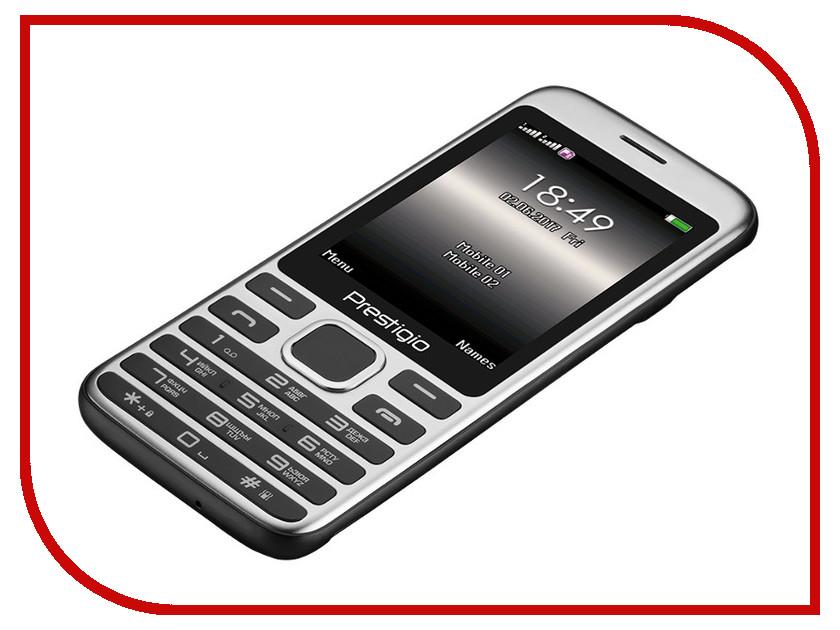 Сотовый телефон Prestigio Grace A1 Black PFP1281DUOBLACK