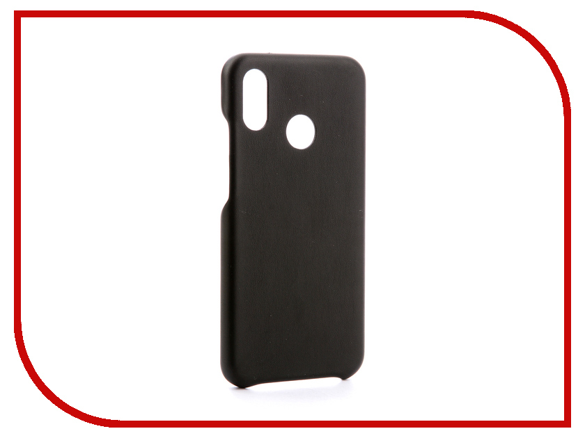 Аксессуар Чехол для Huawei P20 Lite G-Case Slim Premium Black GG-944 аксессуар чехол для huawei honor 9 g case slim premium black gg 872