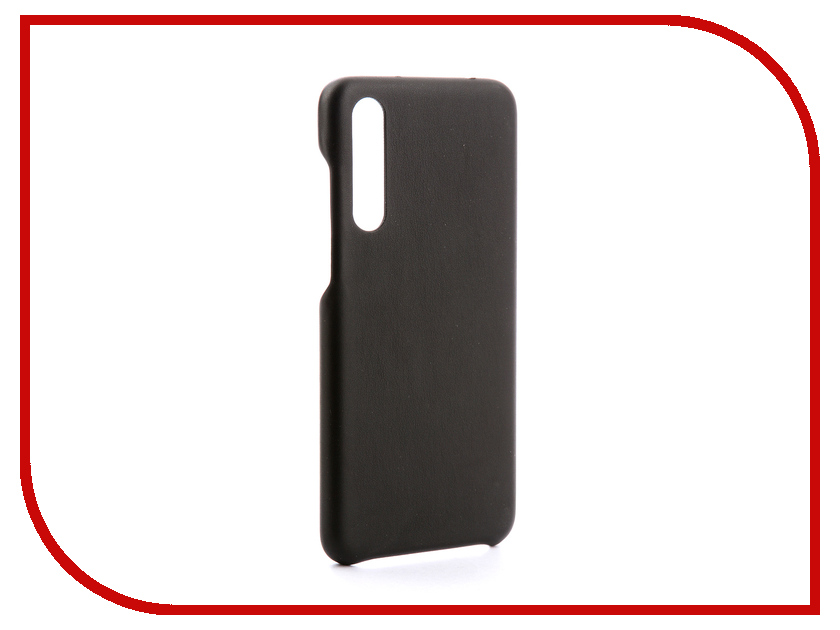 Аксессуар Чехол для Huawei P20 Pro G-Case Slim Premium Black GG-943 g case slim premium чехол для apple iphone 7 plus black