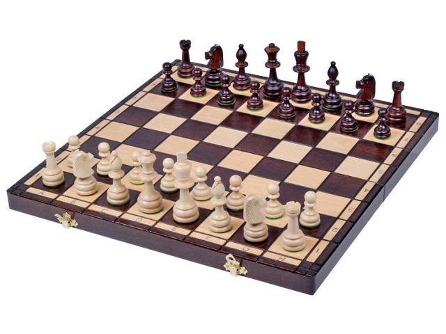 Игра Madon Шахматы Олимпийские 122